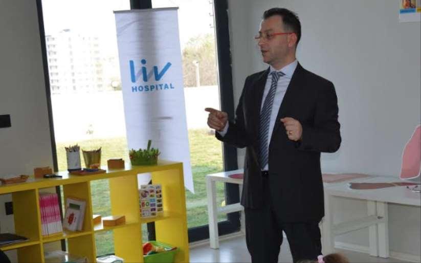 Liv Hospital Samsun bilim etkinliğinde