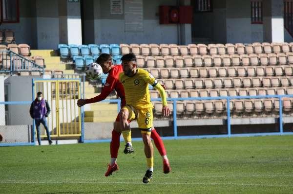 2. Lig: Kardemir Karabükspor: 0 - Tarsus İdman Yurdu: 3