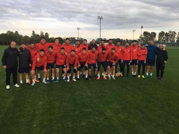Zonguldak Kömürspor, hazırlık maçında Tuzlaspor ile karşılaşacak