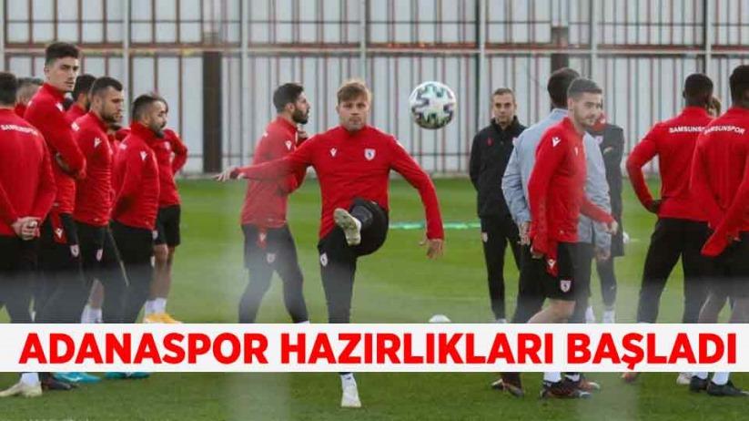 Adanaspor Hazırlıkları Başladı