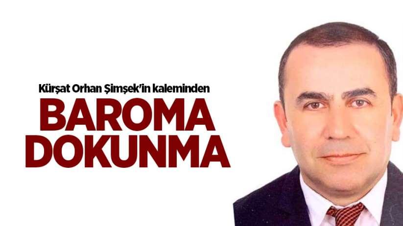 BAROMA DOKUNMA