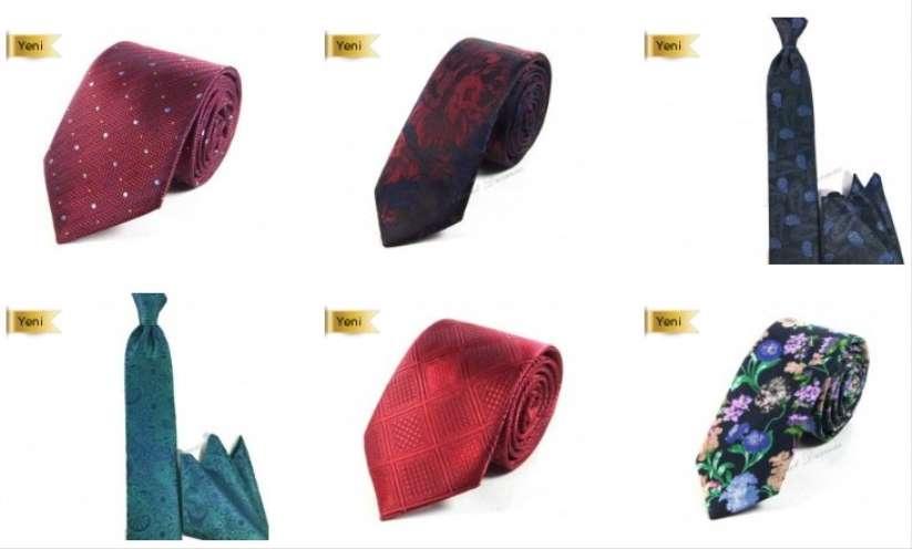 Kravat Modellerinde Sade Kravat Ayrıcalığını Yaşayın