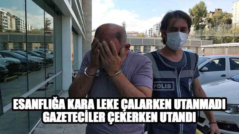 Samsun'da kaportacı, müşterisinin aracını çaldı