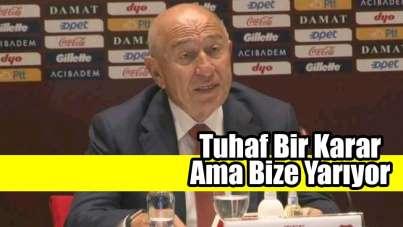 TFF'nin aldığı küme düşmenin kaldırılması kararı Samsunspor'a yarıyor