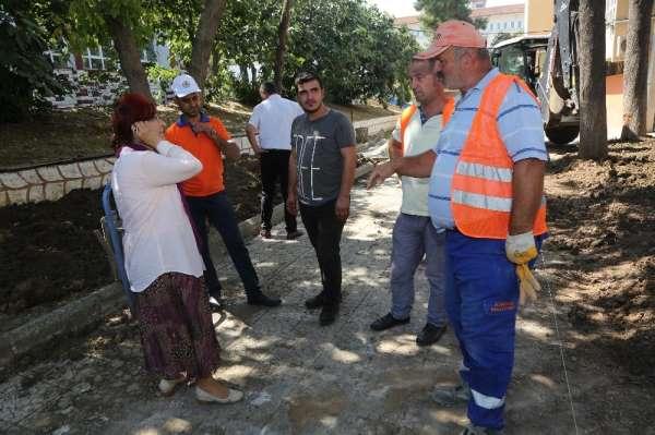 Atakum Belediyesinden eğitime destek