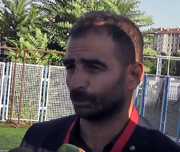 Kayseri Şekerspor Antrenörü Halil İbrahim Öztürk: