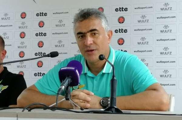 Mehmet Altıparmak: 'Çok önemli bir galibiyet aldık'