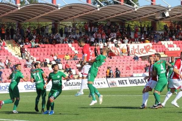 TFF 1. Lig: Balıkesirspor: 2 - Giresunspor: 0
