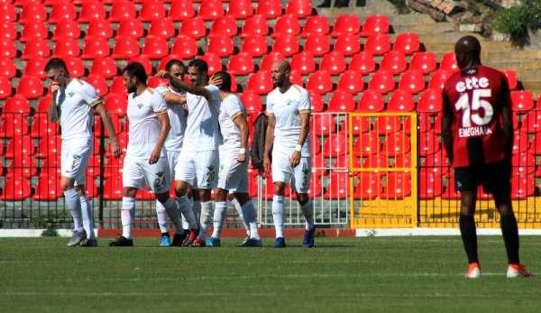 TFF 1. Lig: Fatih Karagümrük: 2 - Akhisarspor: 3