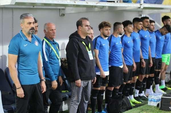 TFF 1. Lig: Menemenspor: 0 - Osmanlıspor: 1 (Maç devam ediyor)