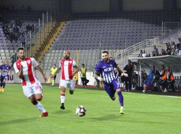 TFF 2. Lig: AFJET Afyonspor: 0 - YILPORT Samsunspor: 1