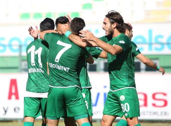 TFF 2. Lig: Sivas Belediyespor: 3 - Uşakspor: 2