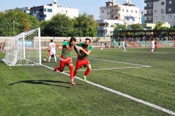 TFF 3. Lig: Cizrespor: 3 - Elazığ Belediyespor: 0