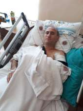 Ceren Özdemir'in katilinin yaraladığı polis ameliyat oldu