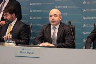 Merkez Bankası Başkanı Uysal: 'Depremin ekonomi üzerinde ciddi bir etki oluşturm