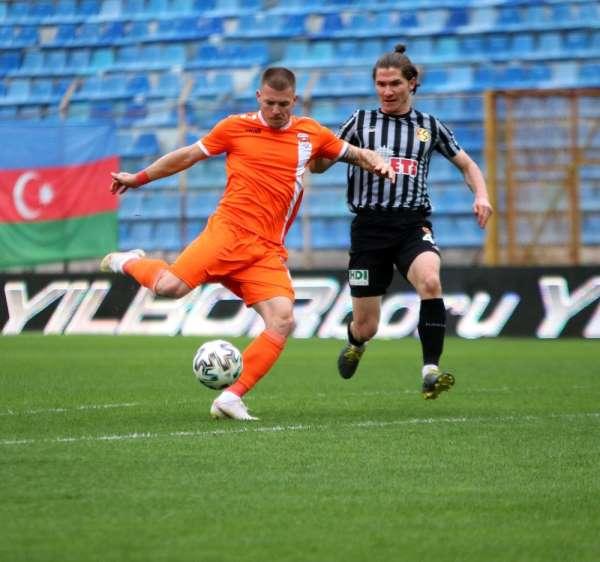 TFF 1. Lig: Adanaspor: 5 - Eskişehirspor: 2