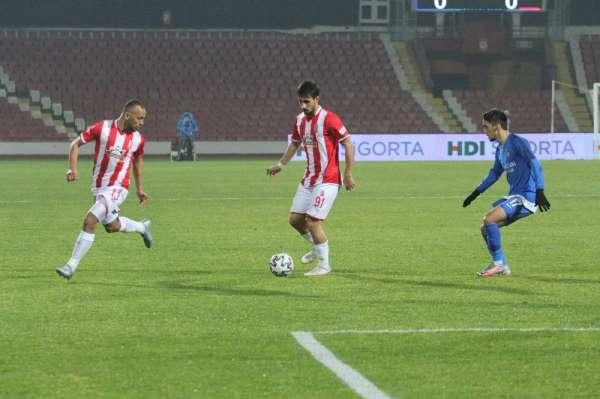 TFF 1. Lig: Balıkesirspor: 0 - Tuzlaspor: 2