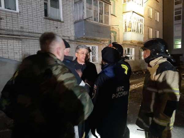 Rusyada 9 katlı binada doğal gaz patlaması: 1 ölü, 3 yaralı