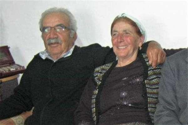 Yaşlı çift, trafik kazasında hayatını kaybetti