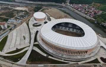 Çotanak Spor Kompleksi'nde son aşamalara gelindi