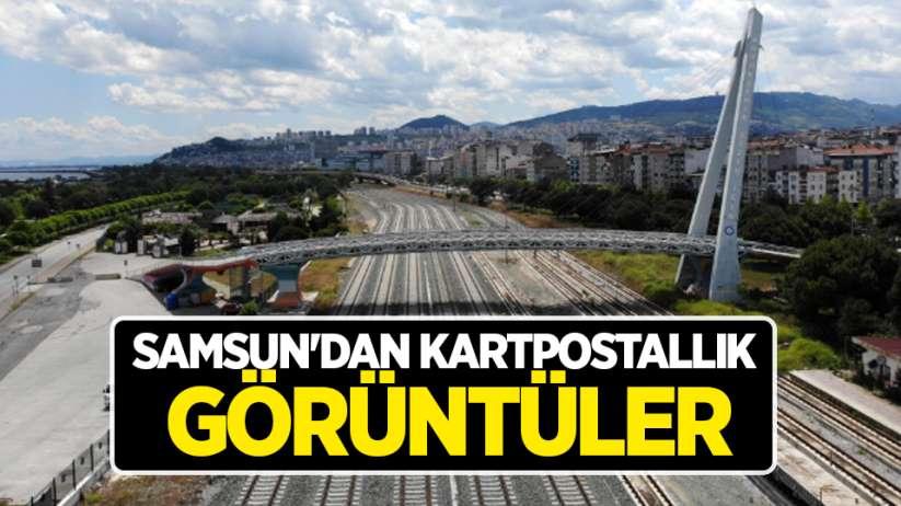 Samsun'dan kartpostallık görüntüler