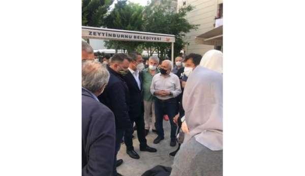 Ali Koç, Emre Belözoğlunu acı gününde yalnız bırakmadı