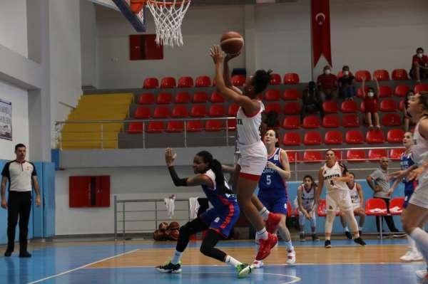 Antalya 07, Kadınlar Basketbol Süper Liginde