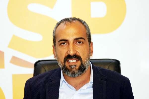 Kayserispor Basın Sözcüsü Mustafa Tokgöz: Kayserispor için kenetlenmeliyiz