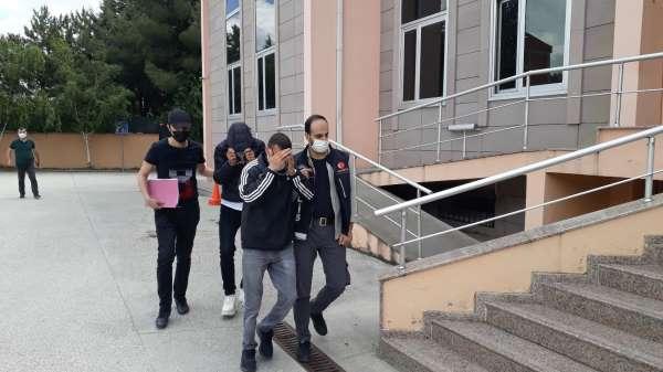 Merzifonda uyuşturucu operasyonu: 2 gözaltı