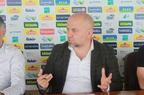 Çaykur Rizespor'dan Oğulcan açıklaması