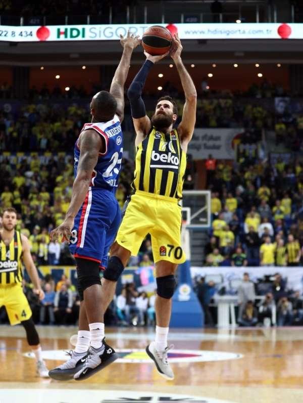 Datome: 'Fenerbahçe, İstanbul ve Türkiye benim bir parçam oldu'
