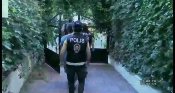 Diyarbakır merkezli 6 ilde terör operasyonunda 23 tutuklanma