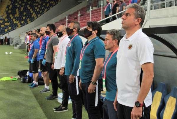 Hamza Hamzaoğlu: 'Bugünkü maç bizim takımımıza yakışmadı'