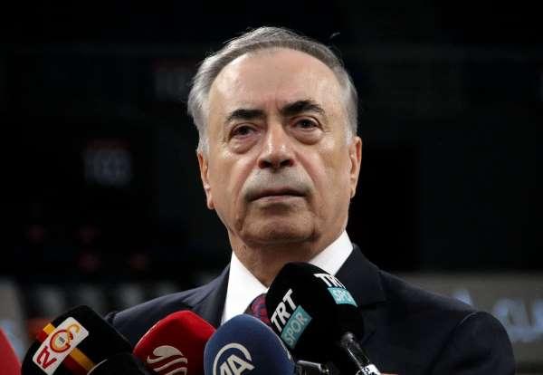 Mustafa Cengiz: 'Camiamız rahat olsun, gereken anında yapılıyor, reaksiyon anınd
