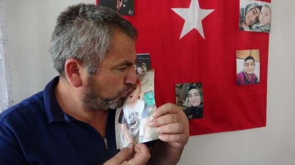 Şehit Bedirhan bebeğin dedesi: 'Bize böyle bir sevinç yaşattıkları için askerimi