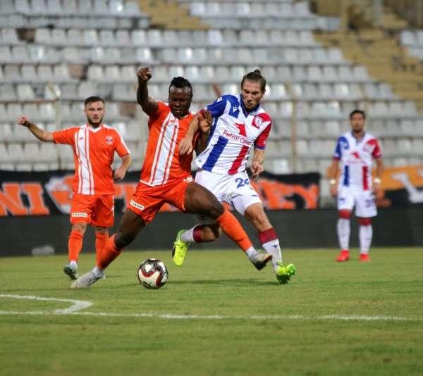 TFF 1. Lig: Adanaspor: 0 - Altınordu: 0