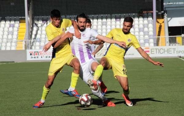 TFF 1. Lig: Keçiörengücü: 2 - Menemenspor: 1