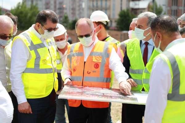 200 milyon maliyetli 8 ayrı proje hayata geçiriliyor