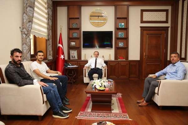 Bayburtspor, sol kanat oyuncusu Ali Aydemiri renklerine bağladı