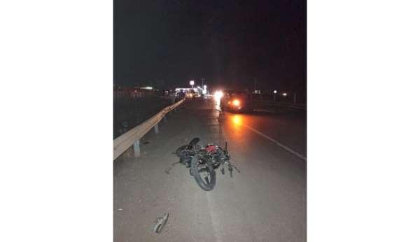 Karacabeyde trafik kazası: 3 yaralı