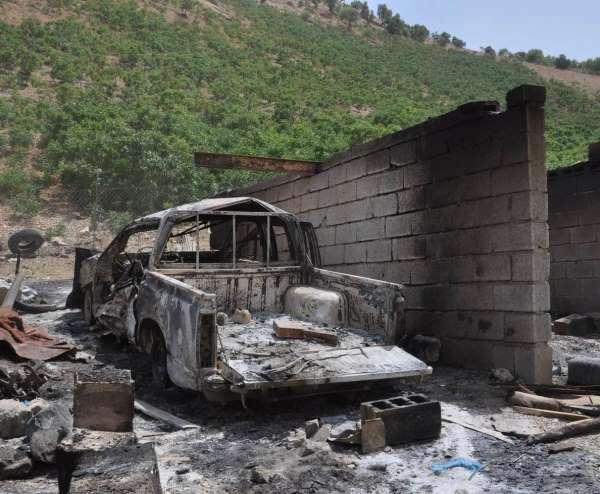 MİTin Irakın kuzeyindeki Süleymaniyede gerçekleştirdiği operasyonda terör örgütü PKK üyesi Mahiye Açık ile