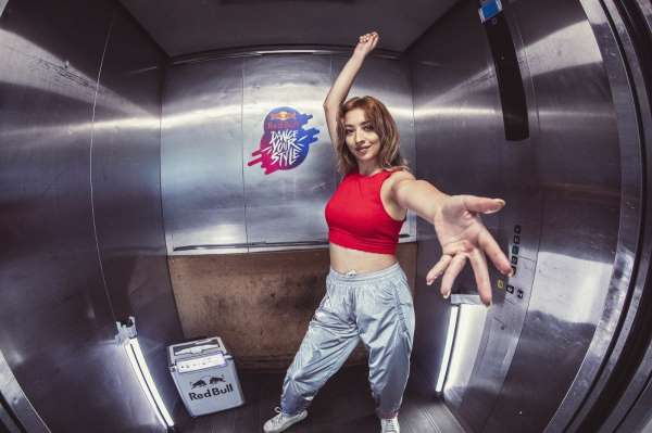 Red Bull Dance Your Styleda final heyecanı