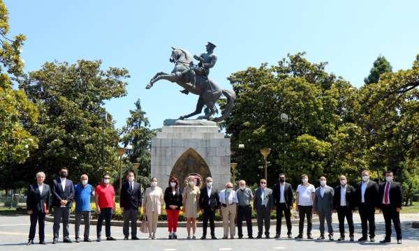 Samsunsporun 56. kuruluş yıldönümü kutlamaları başladı