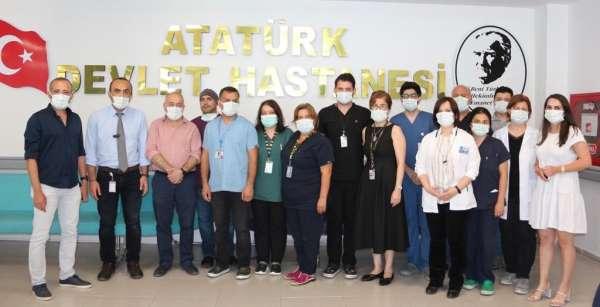 Sinopta Atatürk Devlet Hastanesi de dijitalleşti