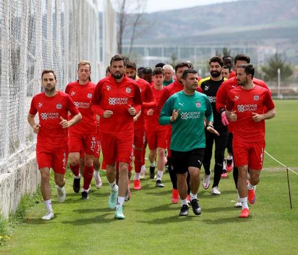 Sivasspor yarın topbaşı yapacak