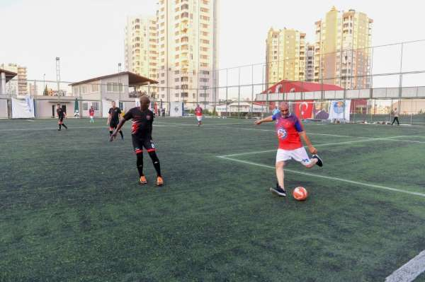 Yenişehir Belediyesi Bahar Futbol Turnuvası başladı