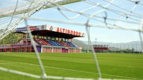 Altınordu, futbol okulu sayısını 141'e çıkarttı