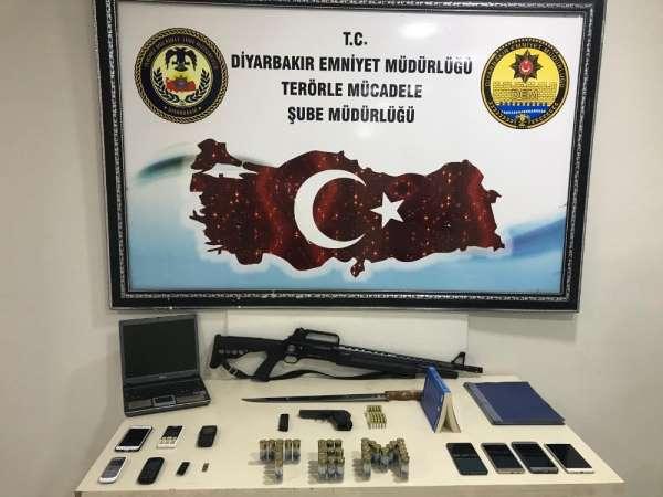 Bayramı kana bulayacaklardı: Diyarbakır'da 9 DEAŞ'lı terörist yakalandı
