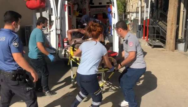 Resulayndaki saldırıda yaralanan SMO askerleri Ceylanpınara getirildi
