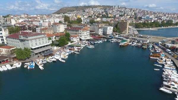 Sinop'ta bayram öncesi yoğunluk